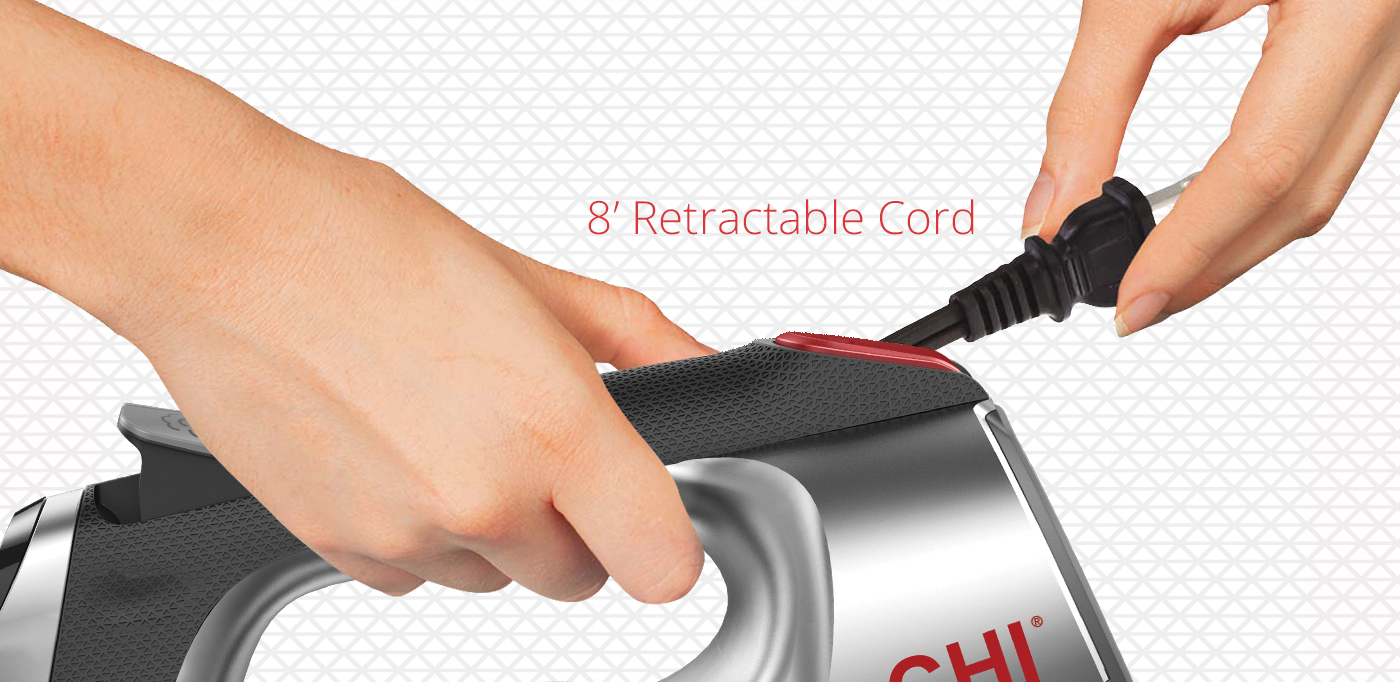 8' Retractable Cord