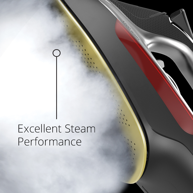 Excellent Steam Performance