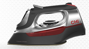 CHI Electronic Retractable Iron (13102C)