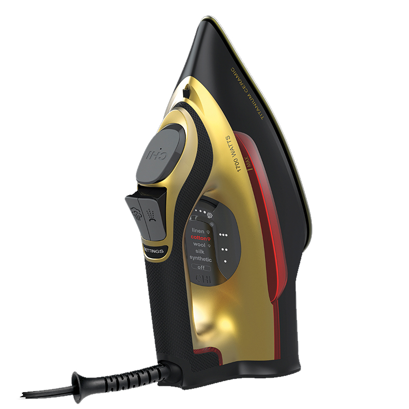 CHI Electronic Iron - Gold (13110)